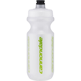 Cannondale Logo Fade Bottle 570 ml clear/black